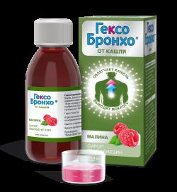 Состав Гексо Бронхо<sup>®</sup>