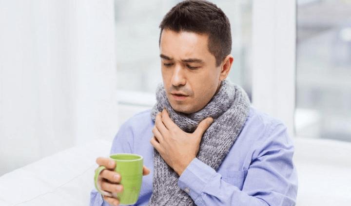 Лечение острого фарингита
