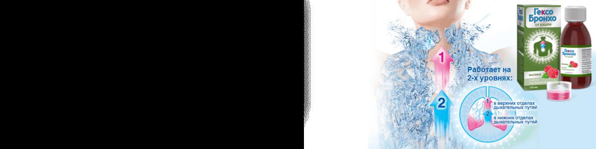 Новое средство от кашля – Гексо Бронхо<sup>&reg;</sup>