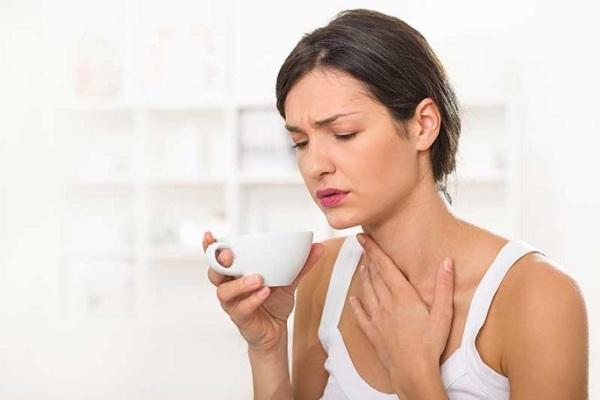 Чай от боли в горле