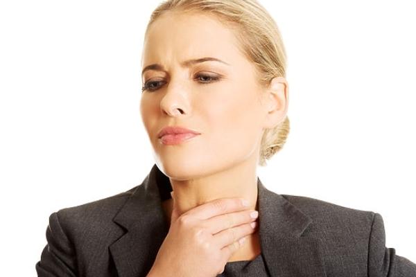 Болезненные ощущения в горле